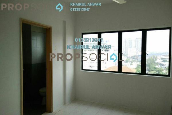 For Sale Apartment at Permai Puteri, Ampang Leasehold Unfurnished 3R/2B 350k