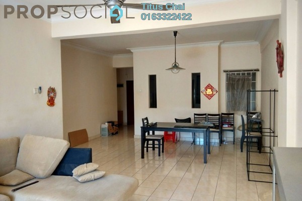 For Rent Condominium at Prima Setapak I, Setapak Leasehold Fully Furnished 3R/2B 1.6k