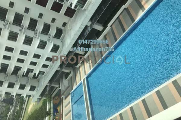 For Rent Condominium at Sentul Rafflesia, Sentul Freehold Semi Furnished 4R/3B 1.5k
