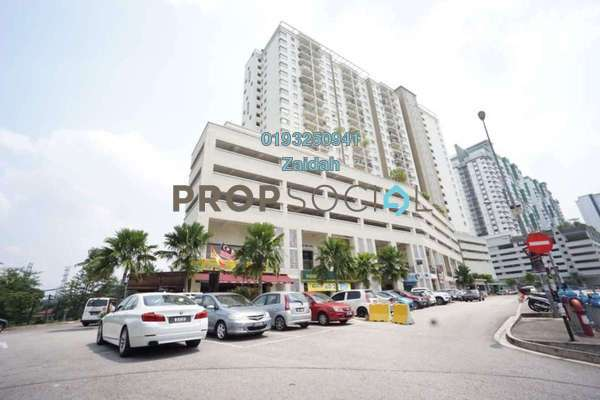 For Sale Apartment at Alam Idaman, Shah Alam Freehold Fully Furnished 2R/2B 330k