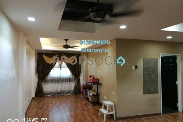 For Sale Apartment at Cheras Utama Apartment, Cheras South Leasehold Semi Furnished 3R/2B 290k