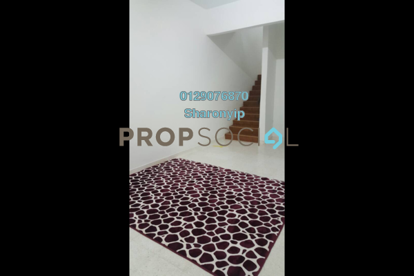 For Rent Terrace at Taman Bukit Kajang Baru, Kajang Freehold Semi Furnished 4R/3B 1.3k