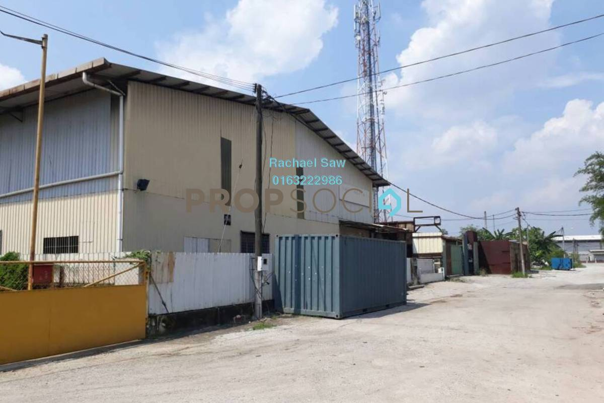 Factory For Rent at Kampung Sungai Bakau, Rawang by Rachael Saw