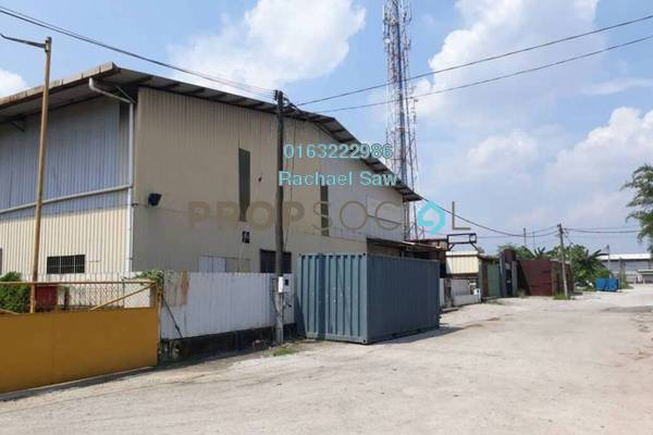 For Rent Factory at Kampung Sungai Bakau, Rawang Freehold Unfurnished 0R/1B 6k