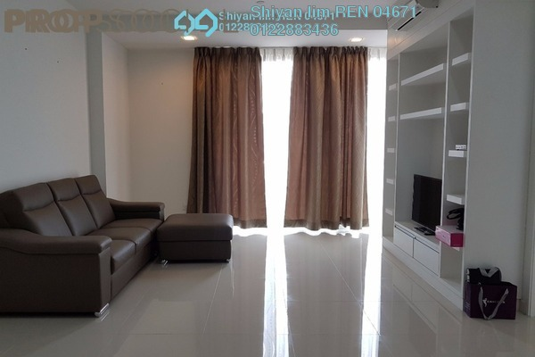 For Rent Condominium at Camellia, Bangsar South Leasehold Fully Furnished 2R/1B 3.4k