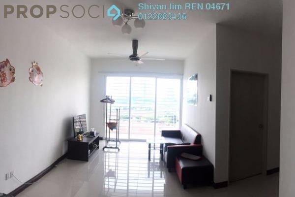 For Sale Condominium at Panorama Residences, Sentul Freehold Semi Furnished 3R/2B 550k