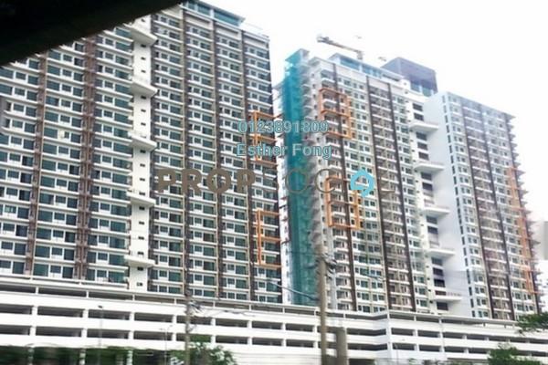 For Rent Condominium at Dex @ Kiara East, Jalan Ipoh Freehold Semi Furnished 3R/2B 1.7k