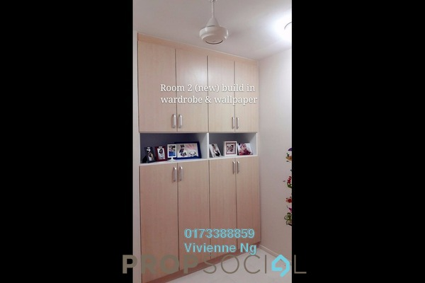 For Sale Condominium at Casa Indah 2, Tropicana Freehold Semi Furnished 3R/2B 715k