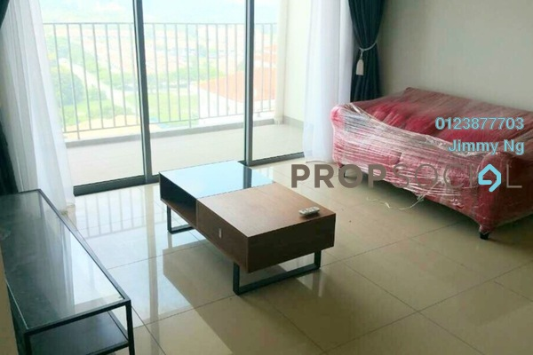 For Rent Condominium at Puri Tower, Puchong Freehold Semi Furnished 3R/2B 1.8k