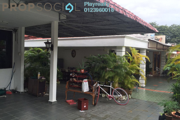 For Sale Townhouse at SS18, Subang Jaya Freehold Semi Furnished 5R/4B 1.5m