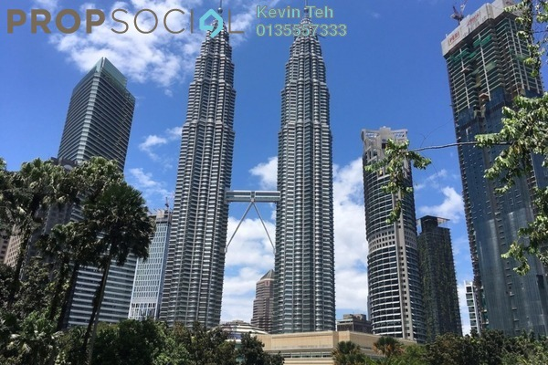 For Sale Condominium at Four Seasons Place, KLCC Freehold Fully Furnished 2R/2B 4.7m