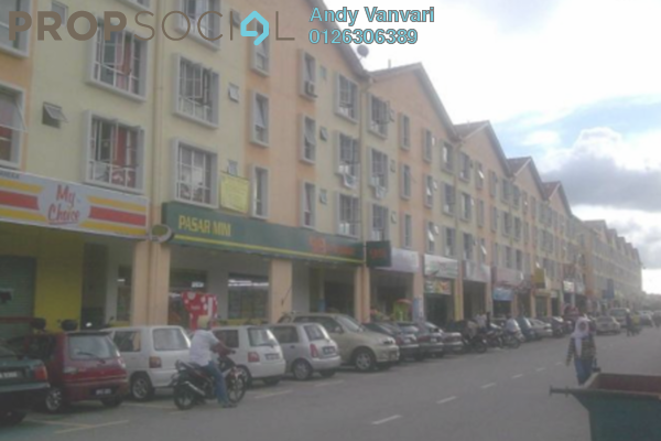 For Sale Shop at Section 7, Shah Alam Leasehold Unfurnished 0R/1B 1.08m
