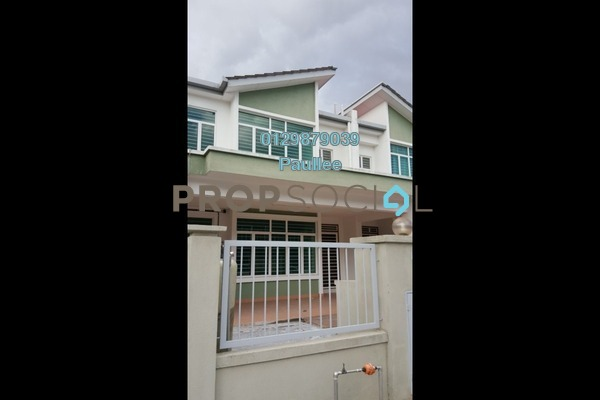 For Rent Terrace at Aster, Bandar Puchong Utama Freehold Semi Furnished 4R/3B 1.4k