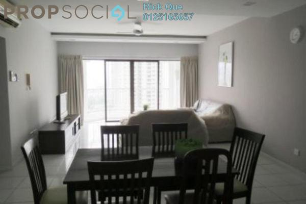 For Rent Condominium at Angkupuri, Mont Kiara Freehold Fully Furnished 2R/2B 3.5k