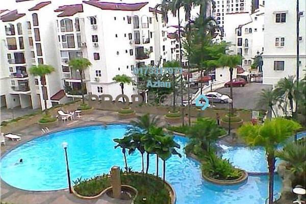 For Sale Condominium at Pantai Hillpark 5, Pantai Freehold Semi Furnished 3R/2B 485k
