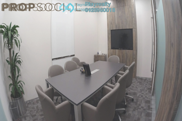 For Rent Office at The Horizon, Bangsar South Freehold Fully Furnished 0R/0B 2k