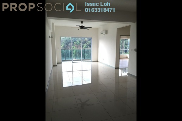 For Rent Condominium at Villa Orkid, Segambut Freehold Semi Furnished 3R/2B 2k