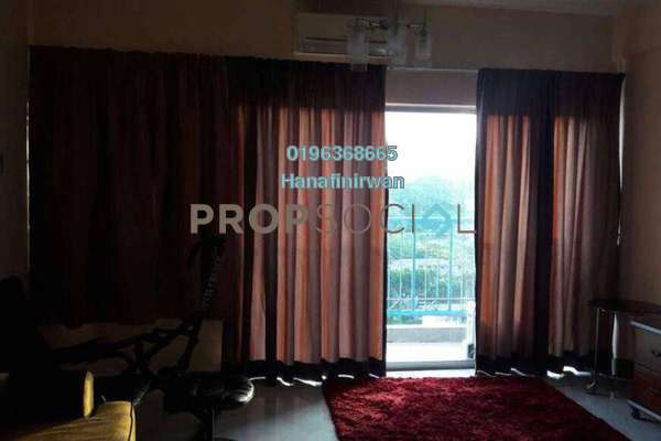 For Rent Condominium at Menara Alpha, Wangsa Maju Freehold Fully Furnished 2R/1B 1.8k