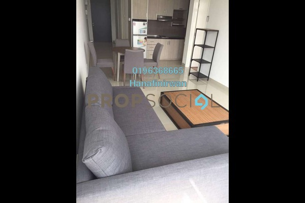 For Rent Condominium at Chymes @ Gurney, Keramat Freehold Fully Furnished 2R/2B 3.5k