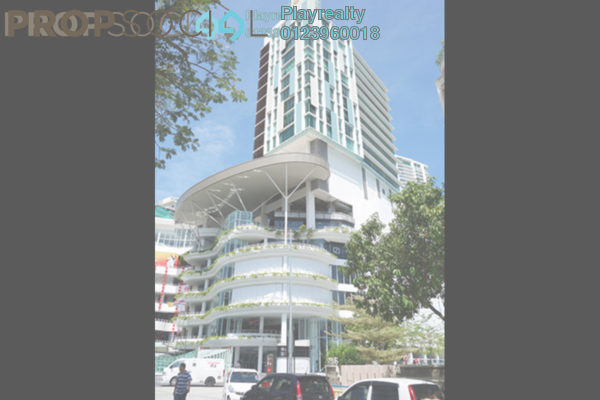 For Rent Office at Gurney Paragon, Gurney Drive Freehold Fully Furnished 0R/0B 1.5k