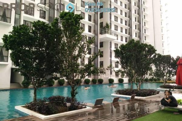 For Sale Condominium at Solstice @ Pan'gaea, Cyberjaya Freehold Semi Furnished 1R/1B 300k