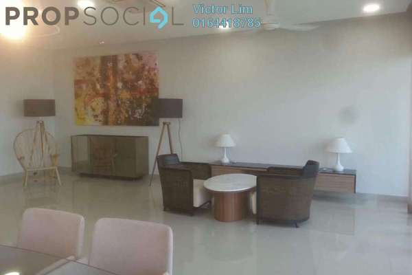 For Rent Condominium at KM1, Bukit Jalil Freehold Semi Furnished 3R/4B 4.5k