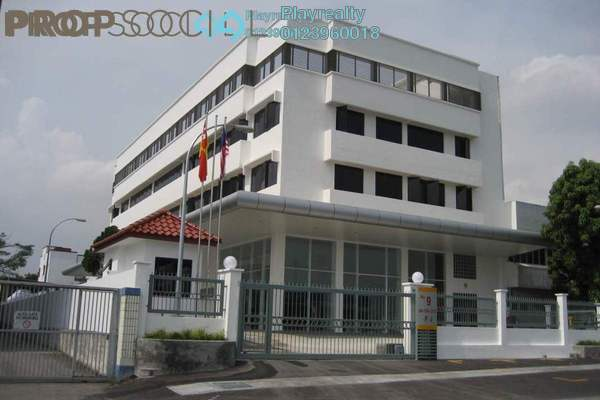 For Rent Factory at Petaling Jaya Commercial City, PJ South Freehold Unfurnished 0R/0B 30k
