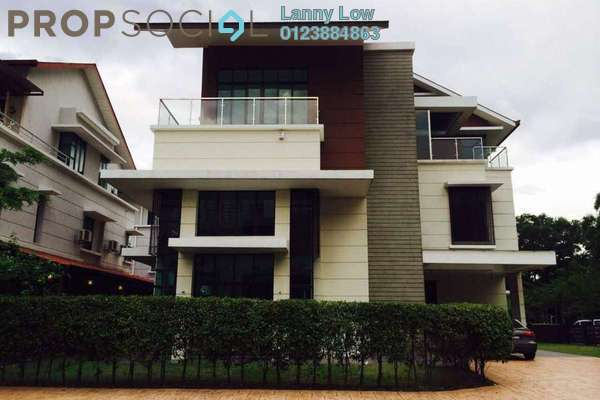 For Sale Bungalow at ResTrees, UEP Subang Jaya Leasehold Unfurnished 7R/7B 3.5m