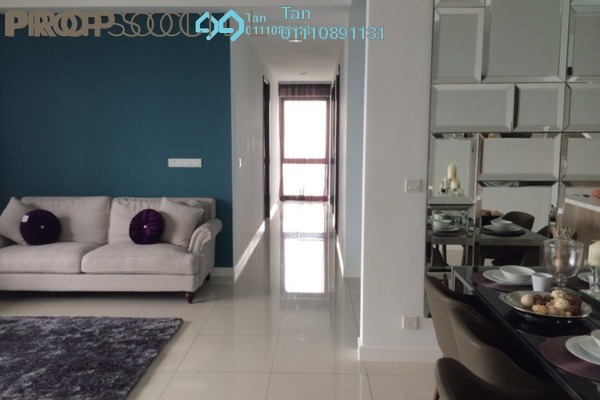For Rent Condominium at The Elements, Ampang Hilir Freehold Fully Furnished 4R/2B 3.9k