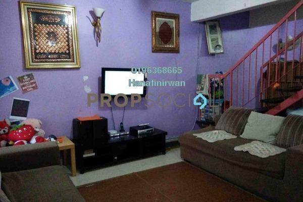 For Sale Terrace at Taman Melawati, Melawati Freehold Semi Furnished 3R/2B 570k