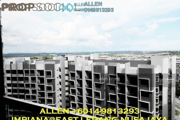For Sale Condominium at Impiana Residences, Iskandar Puteri (Nusajaya) Freehold Semi Furnished 3R/3B 850k