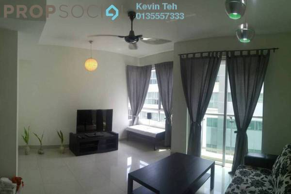 For Rent Condominium at Solaris Dutamas, Dutamas Freehold Fully Furnished 1R/1B 2.8k