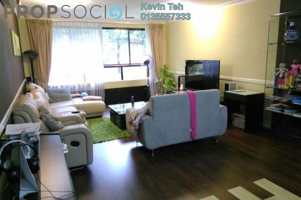 For Rent Condominium at Mont Kiara Pines, Mont Kiara Freehold Fully Furnished 3R/2B 3.5k