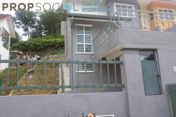 For Sale Semi-Detached at Taman Lestari Perdana, Bandar Putra Permai Freehold Semi Furnished 4R/4B 1.1m