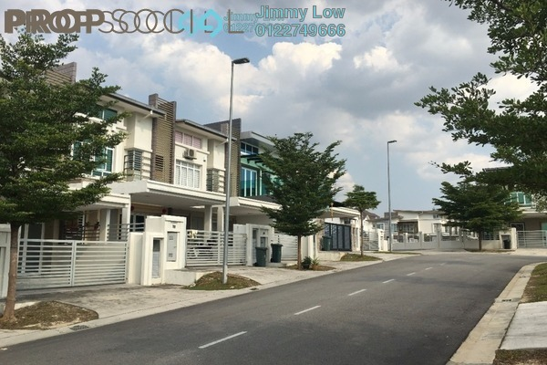For Rent Terrace at TTDI Grove, Kajang Freehold Unfurnished 4R/3B 1.35k