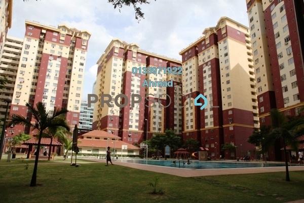 For Sale Apartment at Mentari Court 2, Bandar Sunway Freehold Unfurnished 3R/2B 255k