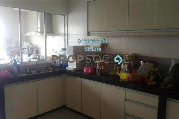 For Sale Terrace at Lagenda Mas Villa, Jalan Ipoh Freehold Semi Furnished 4R/3B 500.0千