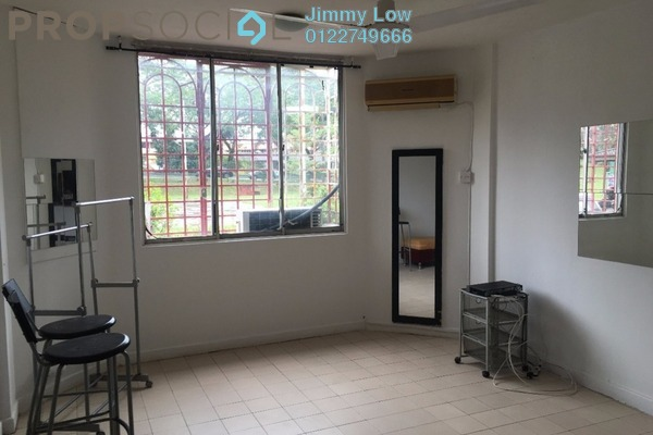 For Sale Apartment at Rampai Court, Setapak Freehold Semi Furnished 2R/1B 280k