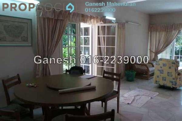 For Sale Terrace at Bangsar Baru, Bangsar Freehold Semi Furnished 6R/6B 3.6m