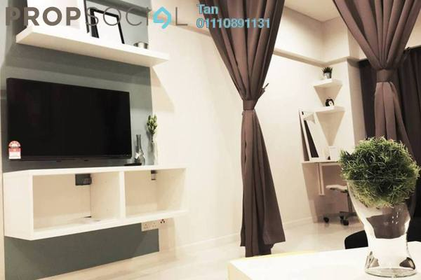 For Rent Condominium at Regalia, Putra Freehold Fully Furnished 1R/1B 1.8k