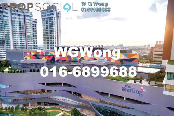 For Rent Condominium at Uptown Residences, Damansara Utama Freehold Fully Furnished 2R/2B 4.1k