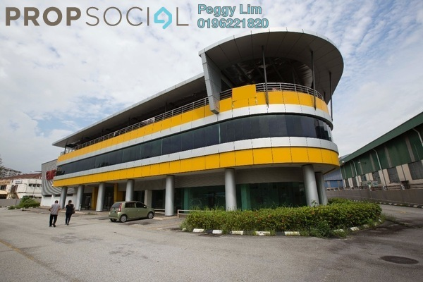 For Sale Factory at BP5, Bandar Bukit Puchong Freehold Semi Furnished 0R/0B 20m