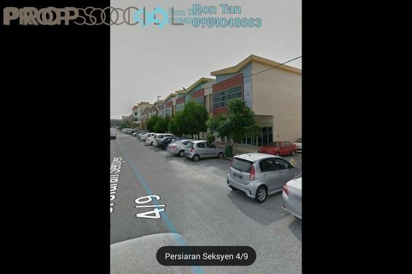 For Sale Shop at Bandar Putra Bertam, Penang Freehold Unfurnished 0R/2B 430k