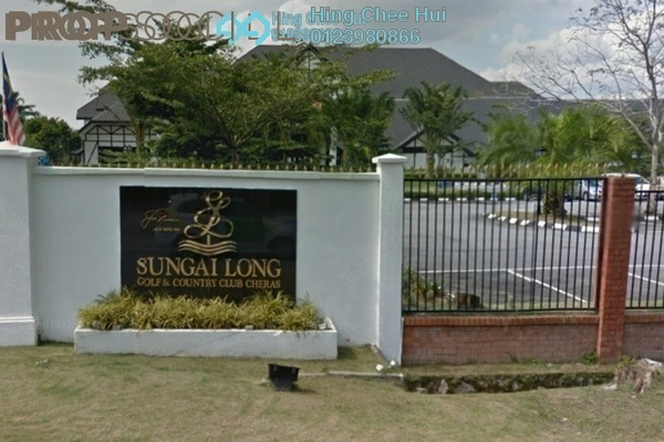 For Sale Semi-Detached at SL3, Bandar Sungai Long Freehold Semi Furnished 5R/4B 1.57m