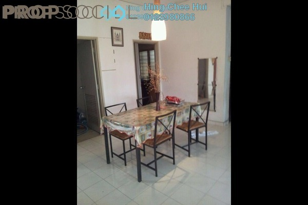 For Rent Condominium at Meadow Park 1, Old Klang Road Freehold Fully Furnished 3R/2B 1.3k