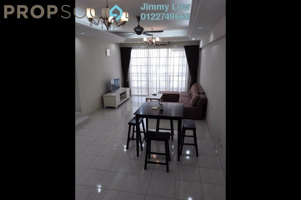 For Rent Condominium at Sterling, Kelana Jaya Freehold Fully Furnished 3R/2B 2.6k