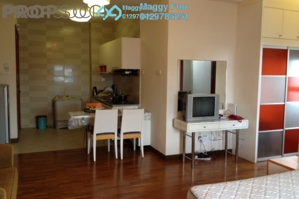 For Rent Condominium at The Heritage, Seri Kembangan Leasehold Fully Furnished 1R/1B 1.4k