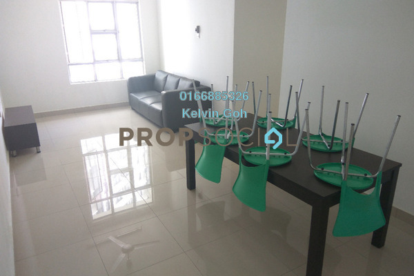 For Rent Condominium at The Arc, Cyberjaya Freehold Fully Furnished 3R/2B 1.3k