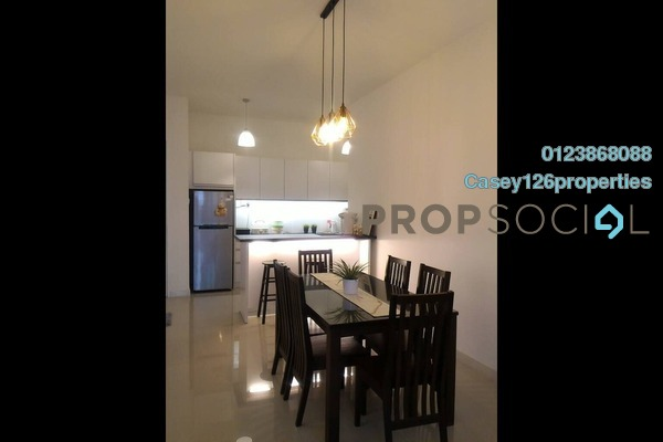 For Rent Condominium at Scenaria, Segambut Freehold Fully Furnished 3R/3B 2.4k