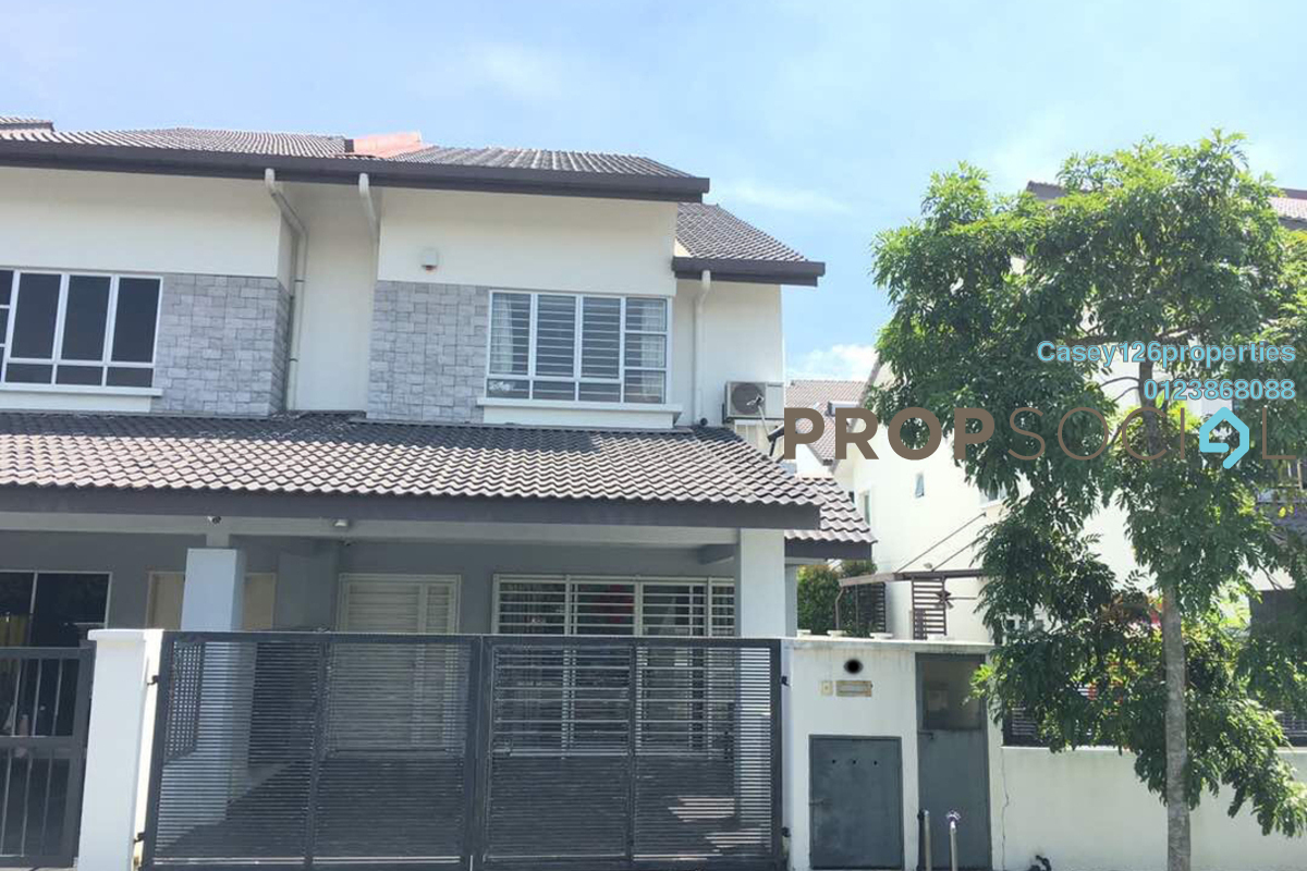 Terrace For Sale at Bandar Nusaputra, Puchong by Casey126properties